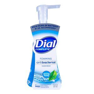 Jabón Líquido Manos Dial Spring Water 221 ml