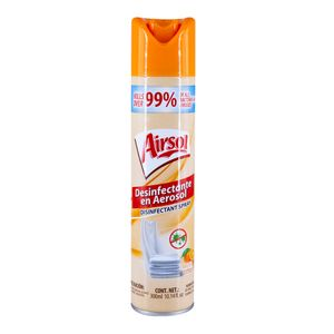 Spray Desinfectante Citrus 300 ml