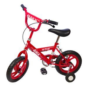 "Bicicleta BMX Star Toys Roja De 12"""