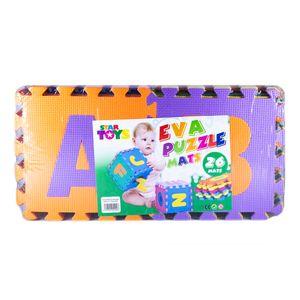Star Toys Alfombra Rompecabezas De Foamy ABC 26 Piezas