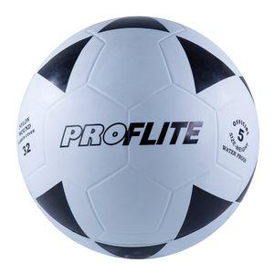 Balón de Fútbol #5 Negro Proflite