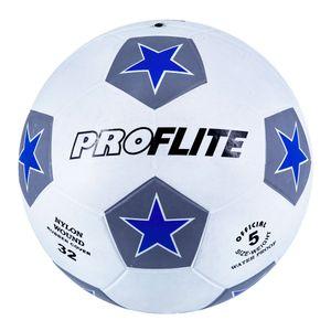 Balón de Fútbol #5 Azul Proflite
