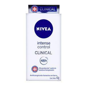 Desodorante Nivea Intense Clinical Dama 42 g