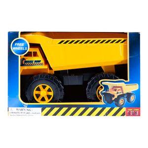 Camión Volquete Para Construcción