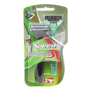Prestobarba Persona Speed Sport 2 piezas