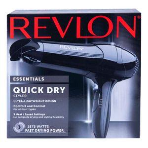 Secador de cabello Revlon Quick Dry