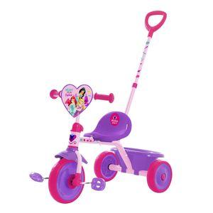 Triciclo Disney Princess Con Guia