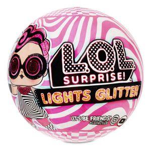 Muñeca LOL Surprise Lights Glitter
