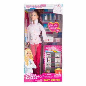 Muñeca Belle Doctora