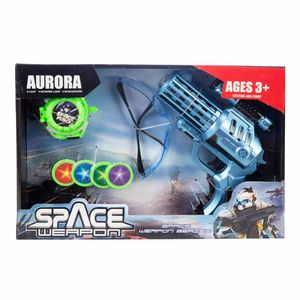 Pistola Set Espacial Aurora