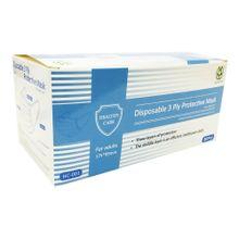 Mascarillas Desechable Higiénica 3 Capas 50 Unidades