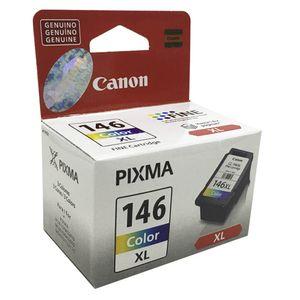 Cartucho de Tinta Canon CL-146XL Colores