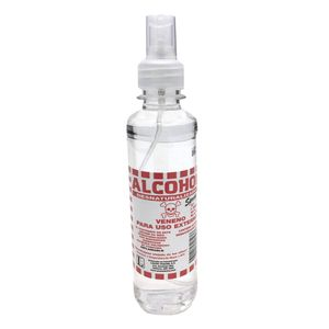 Alcohol Desnaturalizado Spray LH al 70° de 8 oz
