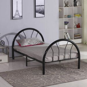 Cama Twin Elements Furniture de Metal