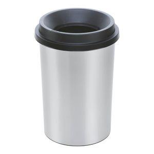 Basurero Evo In-Mold Rimax de Plástico de 25 L