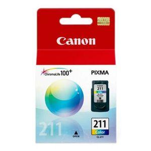 Cartucho de Tinta Canon CL-211 Color