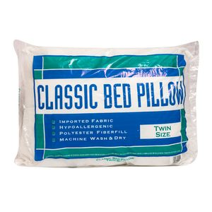 Almohada Classic Bed Pillow Blanca