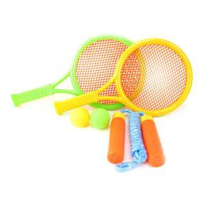 Raquetas de Tenis Con Soga de Salto Star Toys