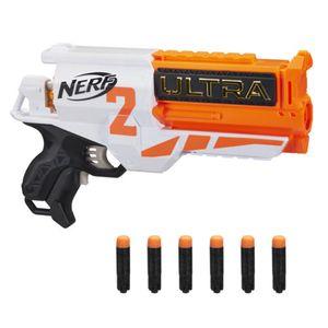 Pistola Nerf Lanza Dardos Ultra Two