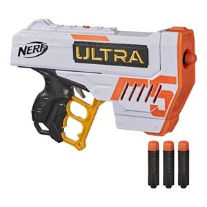 Pistola Nerf Lanza Dardos Ultra Five