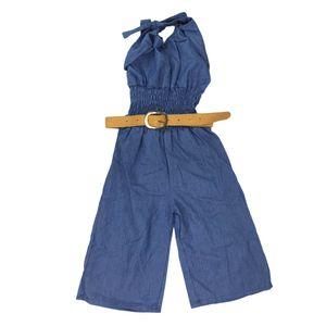 Vestido Jean Newberry Para Niña