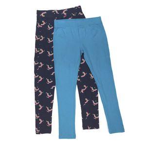 Pantalon Deportivo Free Style Niña  2 Piezas