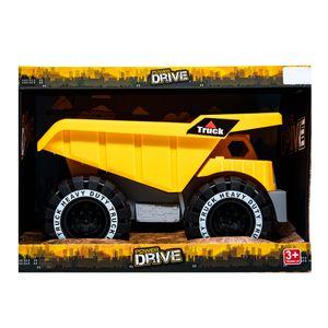 Camión Volquete Power Drive Para Construcción