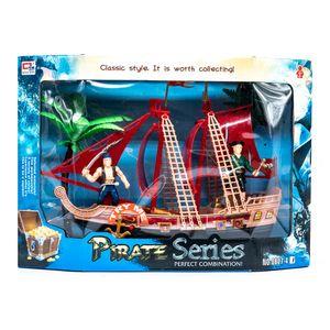 Barco de Piratas Star Toys Con Accesorios