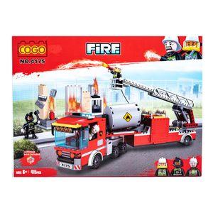 Bloques City Fire 415 Piezas