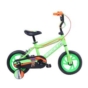 "Bicicleta BMX Rali Para Niño Rocky 12"""