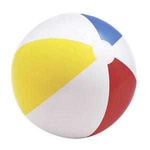 "Pelota Inflable de Playa Intex Con Colores 20"""