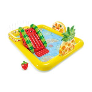 Piscina Centro de Juego Intex Fun Frutty 91 cm x 191 cm x 244 cm