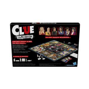 Juego de Mesa Clue Liars Edition Hasbro