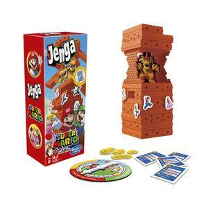 Juego de Mesa Jenga Super Mario