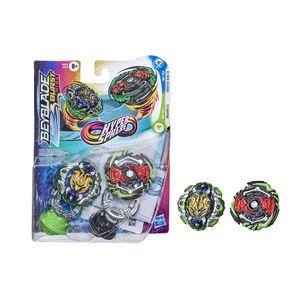 Top Dual Pack BeyBlade Hypersphere - Surtido
