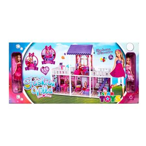 Casa Para Muñecas Star Toys Fashion Villa