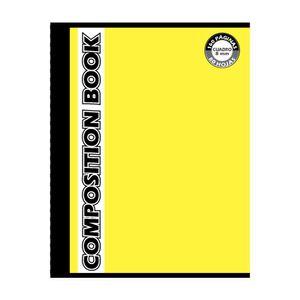 Cuaderno Cosido Mediano Cuadritos Composition de 160 Páginas - Surtido