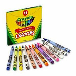 Crayones Originales Crayola 12 Colores