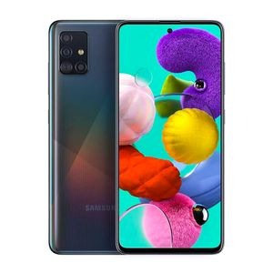 Celular Samsung Galaxy A51 (SM-A515F/DS) Negro 4Gb 128Gb
