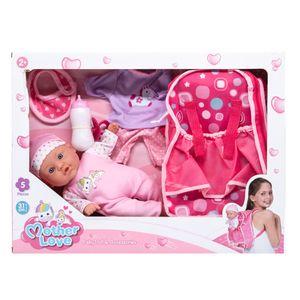 Muñeca Bebe Star Toys 31 cm