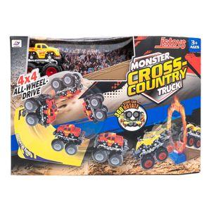 Pista Star Toys Monster Cross Country Truck