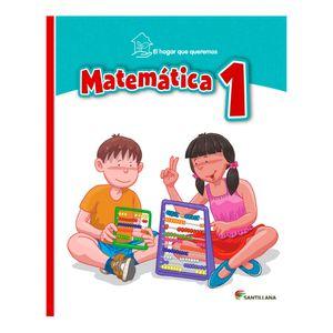Libro de Texto Santillana Matemáticas 1