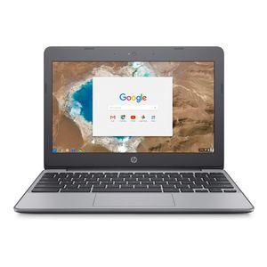 "Laptop HP Chromebook 11-V069 Intel Celeron N3060 Ram 4GB Rom 16Gb de 11.6"""