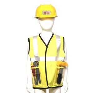 Disfraz Le Sheng de Constructor