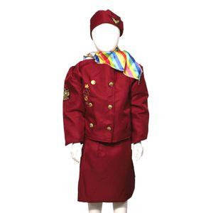 Disfraz Le Sheng de Azafata