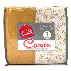 Protector de Sofá Home Elegance Carson Reversible 3 Puesto