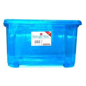 Caja Home Elegance de Plástico Con Tapa 50 L - Surtido