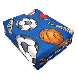 Sabana Home Accents Sports Infantil Twin 3 Piezas