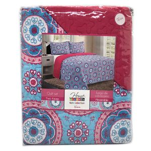 Sobrecama Home Accents Teen Twin 2 Piezas