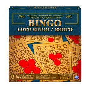 Juego de Mesa Bingo Básico Cardinal